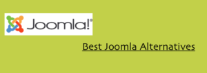 Joomla Alternatives