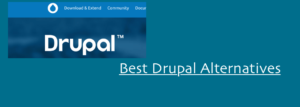 Top drupal alternatives blogcheater