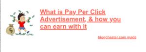 pay per click ad networks