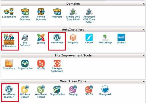 install wordpress on a2 hosting