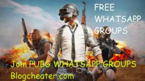 PUBG Whatsapp Group links Collection