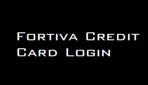 Fortiva credit card login